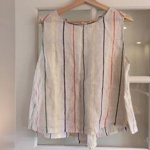 Artisan NY Linen Blouse